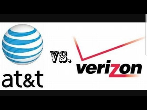 VERIZON VS AT&T | LET THE BIDDING WAR'S BEGINNING