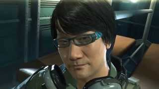 Metal Gear Solid V Ground Zeroes PC Ultra - Intel Operative Rescue Side Ops - Saving Hideo Kojima