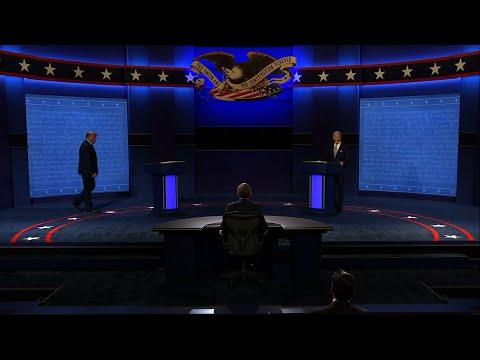 In fiery debate Biden tells Trump, 'Shut up, man'