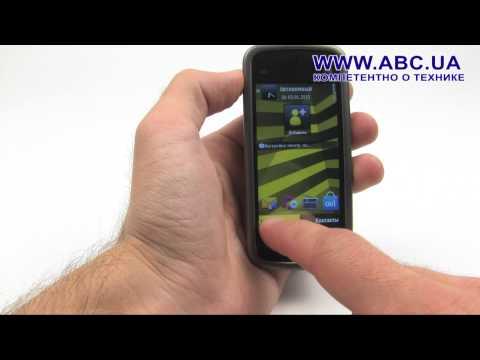 Обзор смартфона Nokia 5228