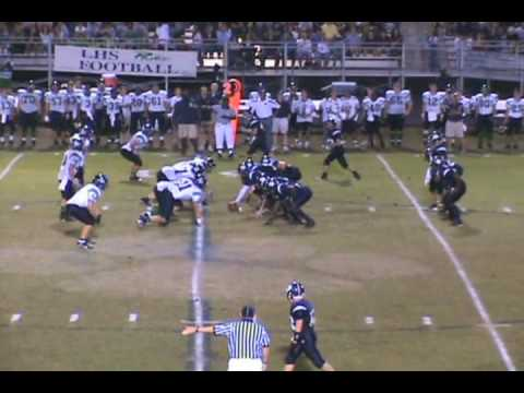 Jamal Williams Millbrook High School Football Highlights