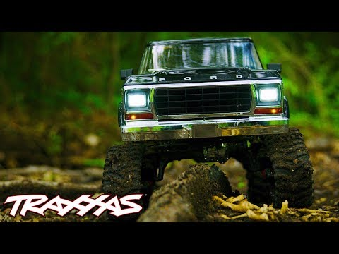 Traxxas TRX-4 All-Terrain TRAXX Set | HiConsumption