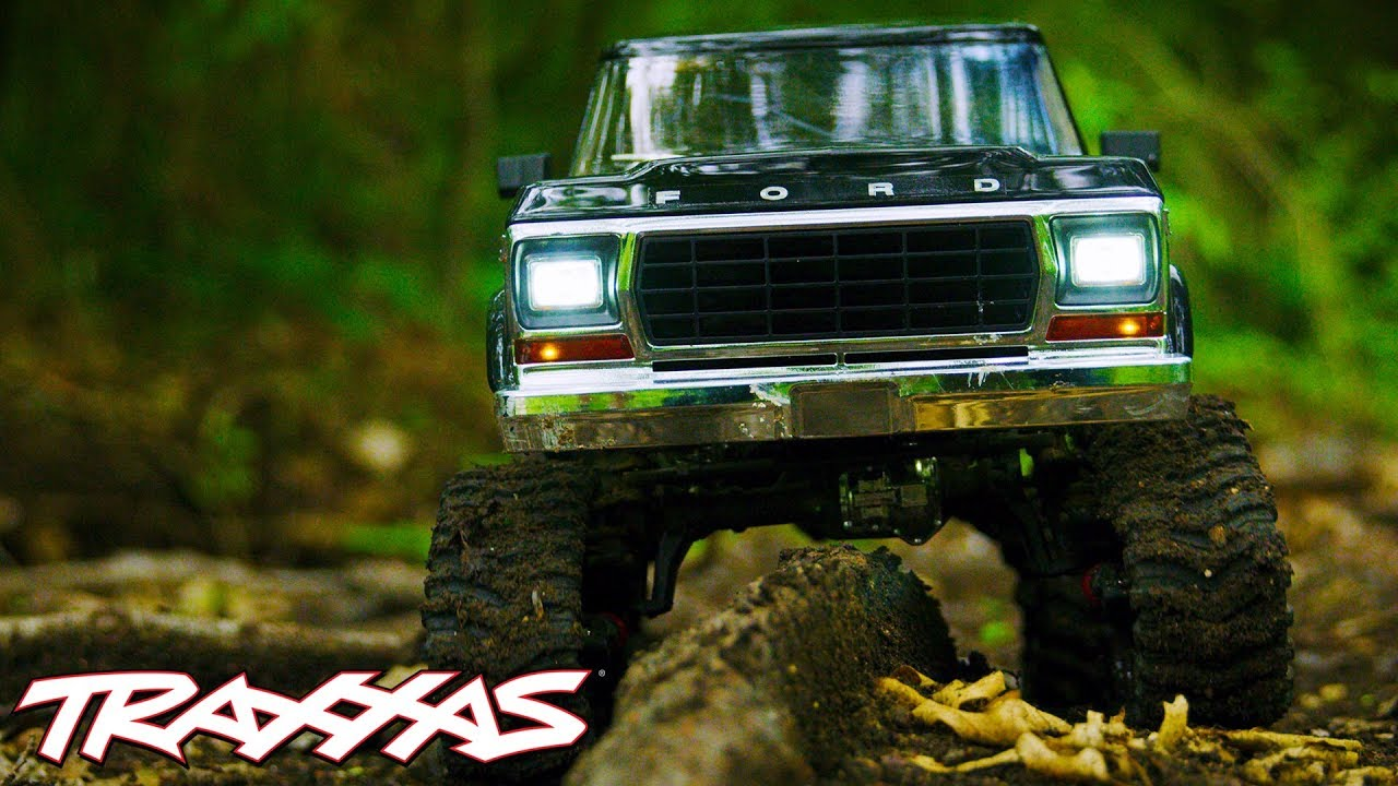 Ultimate Traction | Traxxas TRX-4 Traxx