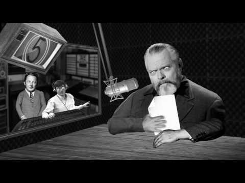 Orson Welles  Frozen Peas Animated