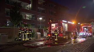 Bewoners Goudbaard in Bergen op Zoom mogen eindelijk terug naar huis na verwoestende brand