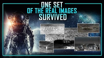 The Man who Saved REAL Images Of Ancient Alien Cities on the Moon