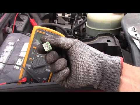 2003 Hummer H2 battery draining diagnosis-fixed