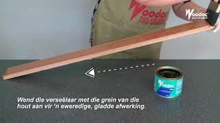 Nuwe Hout   Woodoc 50 Exterior   Afrikaans