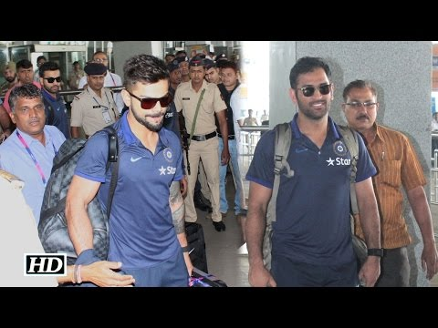 India vs New Zealand | T20 WC: Team India Arrives In Nagpur