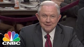 AG Jeff Sessions: I Did Respond To James Comey On Communications Protocol With White House | CNBC