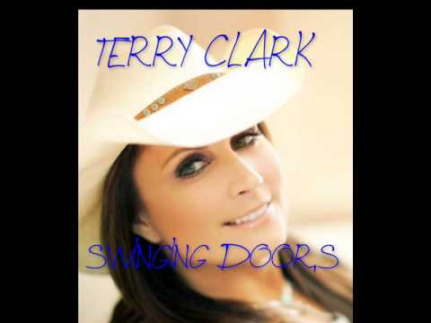 TERRY CLARK.   SWINGING DOORS