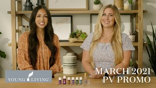 Young Living's monthly PV promo allows you to earn free gifts just for shopping your favorite essential oils and oil-infused products. Purchase YL products with a ...