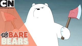 We Bare Bears | Giant Robot Takedown | Cartoon Network