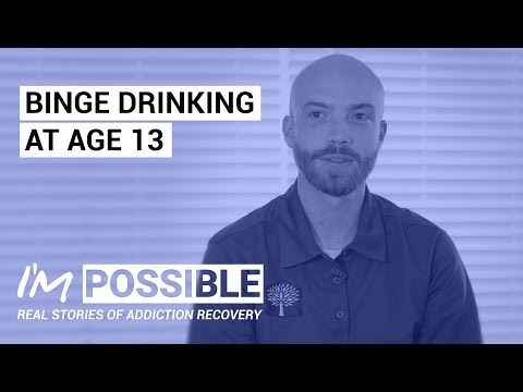 I'm Possible: Michael G. From Alcohol to Recovery. [Addiction Story]