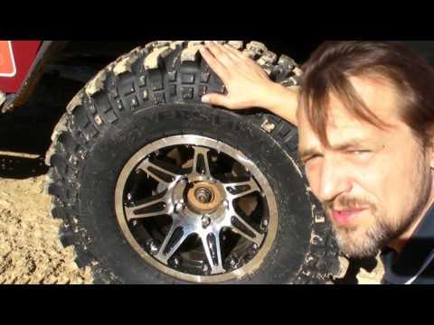 Соболь 4Х4 тест длиной 56000 км и 35-е колеса