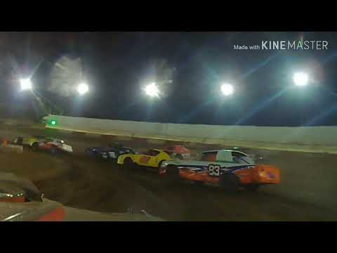 Peoria Speedway Street Stock Feature 8/11/19