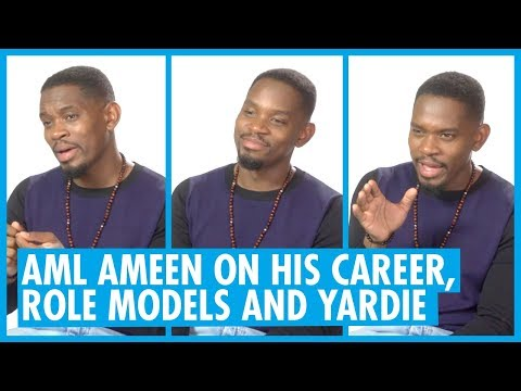 Life Changing Advice From Aml Ameen