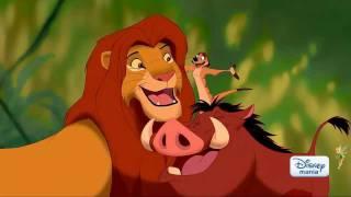 O Rei Leão - Hakuna Matata em HD e Dublado - Disney Mania