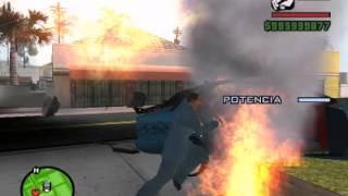 GTA SAN ANDREAS CON MOD CHILE DESCARGALO CON SOLO 1 LINK!!!!!!