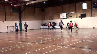 Executioners vs. Pacific Jaguars - Period 2 (09/10/11)