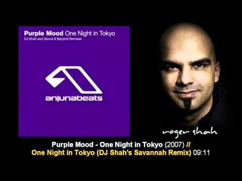 Purple Mood purple mood - one night in tokyo (dj shah's savannah remix) - youtube