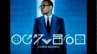 Chris Brown - Don't Wake Me Up [Lyrics on Screen]