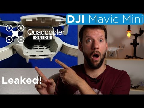 DJI Mavic Mini leaked - All the DETAILS! [4K]