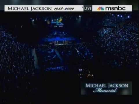 Michael Jackson Memorial - Smokey Robinson