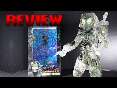NECA Predator Jungle Demon Lootcrate DX...