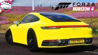 FORZA HORIZON 4 #134 - Der neue Porsche 911 (992) - Let's Play Forza Horizon 4