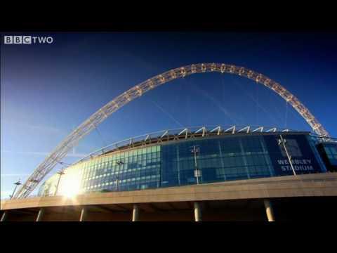 The Arch at Wembley Stadium - Richard Hammond's ...