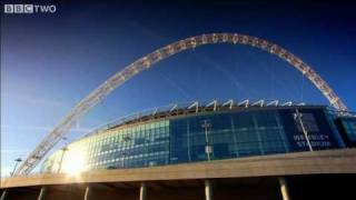 The Arch at Wembley Stadium - Richard Hammond's Engineering Connections - BBC Two