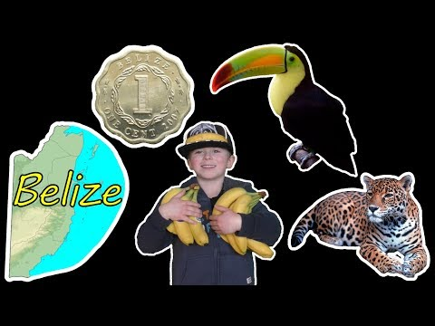 Where in the World is Belize? Kiducation UK