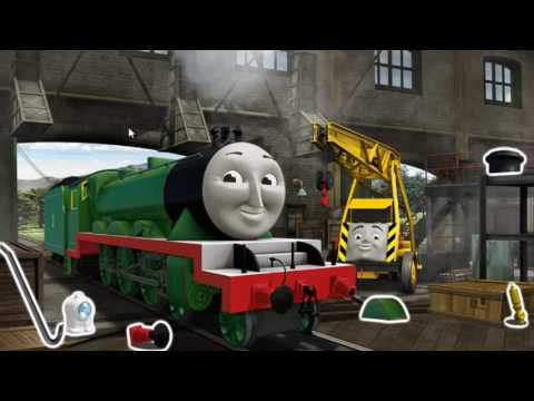 Thomas and Friends Engine Repair Thomas and Friends Games Episod 8
