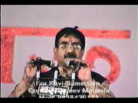 The Best Hasya Kavi Sammelan: Late Shri Om Vyas