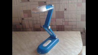 Ремонт современного энергосберегающего светильника