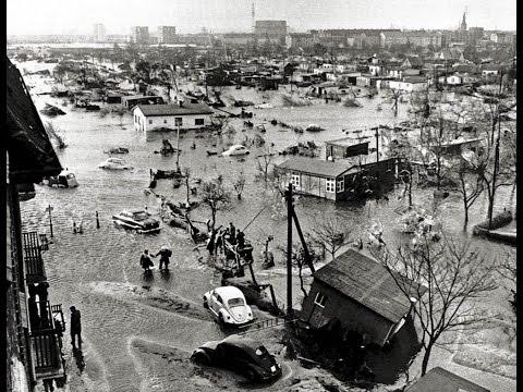 (Doku in HD) ZDF-History - Sturmflut in Hamburg - Die wahre Geschichte