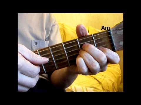 Изгиб гитары желтой О.Митяева Проще не сыграешь