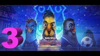 Angry Birds Evolution - Gameplay Walktrough #3 - Everton Soccer Stars Event Level 80-85