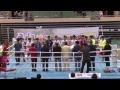 제47회 대통령배전국 시 .도 복싱대회 6일차 A링