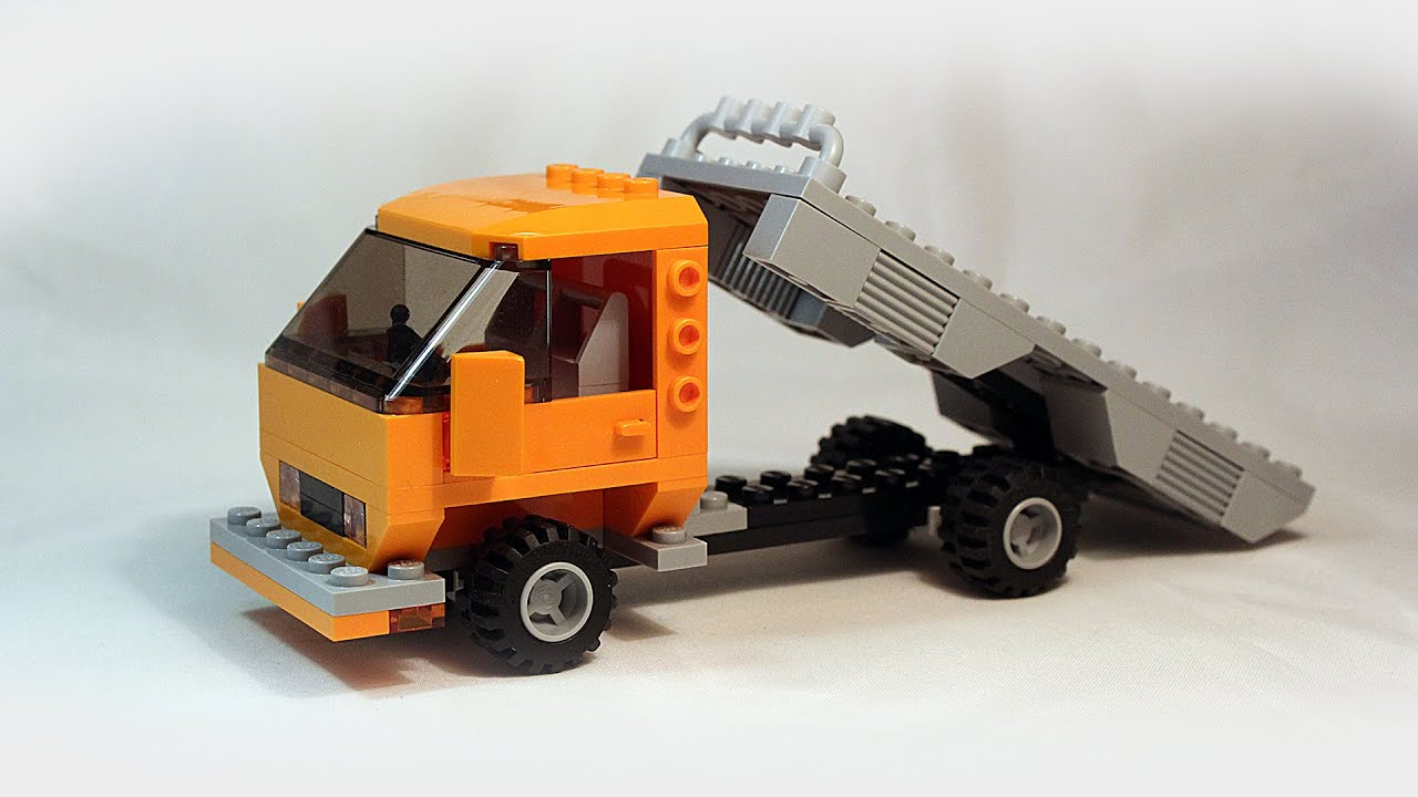Lego pickup truck instructions