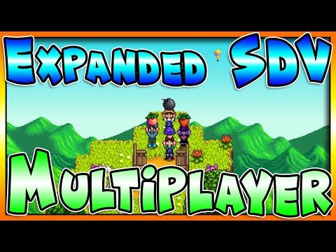 Summer Lovin With Victor In The Expanded Mod - Stardew Valley Multiplayer