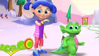 🌈 Bo On the Go! | NEW COMPILATION | Best of Season 3 | Cartoon for Kids | 1 Hour | Full Episodes 🌈