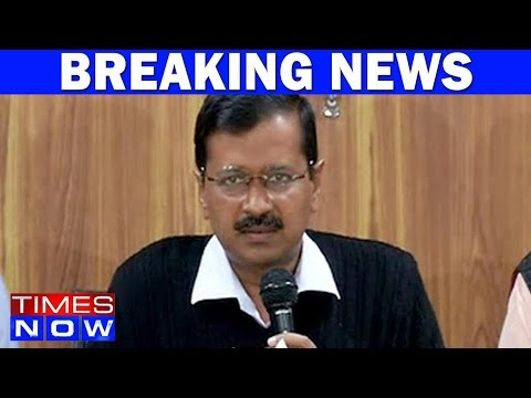 Arvind Kejriwal Alleges Foul Play In Assembly Elections 2017