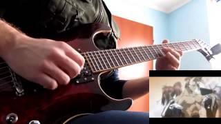 Guilty Gear OST - Still in the dark - guitar cover