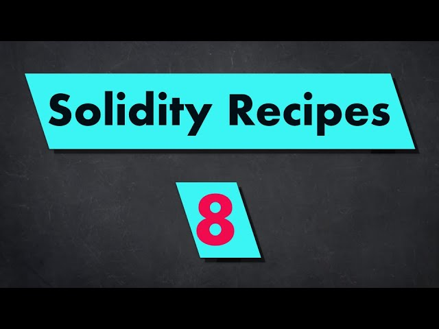 Create a smart contract registry in Solidity (Centralized management of contract addresses)