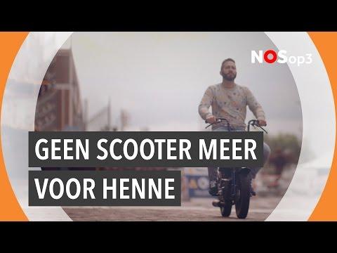 Scooterverbod in Amsterdam: symboolpolitiek? | NOS op 3