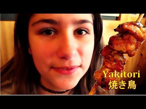 JAPAN FOOD - Yakitori (焼き鳥) Japanese Grilled Chicken