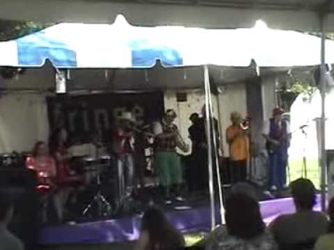"""The Outer Toons performing """"Powerhouse"""" at the 2010 Orlando Fringe Festival"""