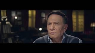 """بالفيديو: الغموض يسيطر علي إعلان """"عوالم خفية"""" لعادل إمام"""